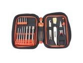 Werkzeug und Pflege - Set Dolmar für Kettensäge und Motorgeräte 19 Teile in einer Werkzeugtasche