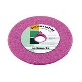 """Schleifscheibe 145 x 12,0 x 4,5 rosa weich 3/8"""" Profi + 0.404"""" STIHL Schärfgerät 12mm Aufnahme"""