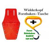 Forst Holster Werkzeugtasche Keilholster Gürteltasche + Hebehaken von BAHCO / EIA
