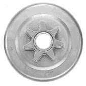 """Kettenrad Efco 140 S , 141 SP , MT4100 SP , MT440 , MT 4400 0.325"""" Spurkettenrad Kettensäge Original"""