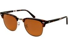 Ray-Ban zonnebril Clubmaster Folding RB 2176 1151/M7