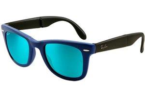 Ray-Ban zonnebril Wayfarer RB 4105 6020/17 Folding
