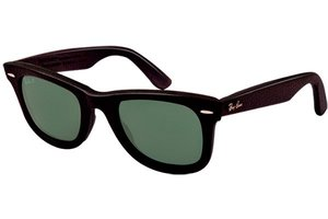 Ray-Ban zonnebril Wayfarer 2140Q-M 1152/N5 Leather