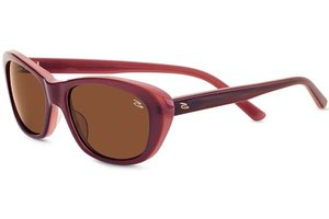 Serengeti 7790 Bagheria Wine Polarized Drivers