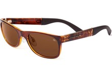 Serengeti 7635 Piero Shiny Bubble Tortoise Polarized Drivers