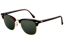 Ray-Ban zonnebril Clubmaster RB 3016 W0366