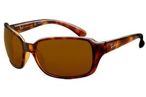 Ray-Ban zonnebril RB4068 642/57 Polarized