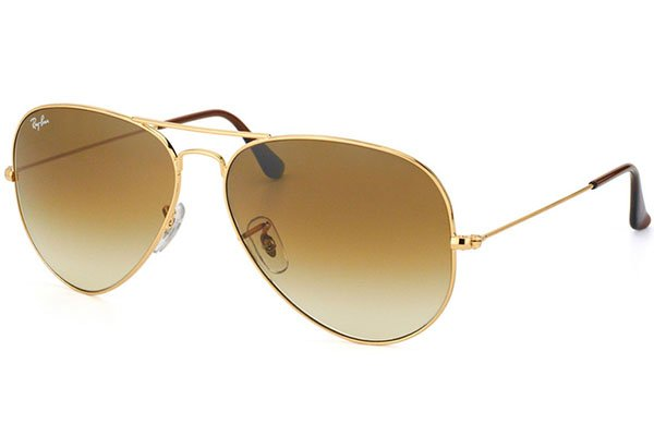 7a861c487e6baf Ray-Ban zonnebril Aviator RB 3025 001 51 - Brilidee.nl