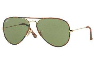 Ray-Ban zonnebril Aviator 3025JM 168/4E Full Color