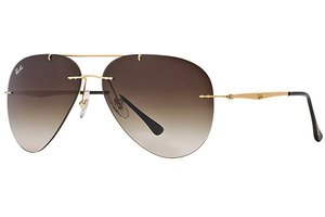 Ray-Ban zonnebril RB 8055 157/13 Aviator Light Ray
