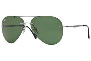 Ray-Ban zonnebril RB 8055 004/71 Aviator Light Ray