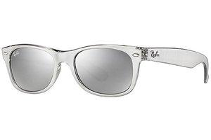 Ray-Ban zonnebril RB 2132 614440 New Wayfarer Metal Effect