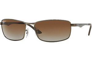 Ray-Ban zonnebril RB 3498 029/T5 Polarized