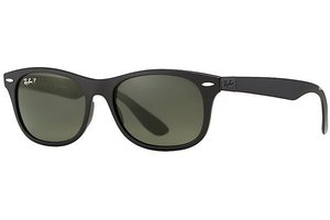 Ray-Ban zonnebril RB 4207 601S9A New Wayfarer Liteforce Polarized