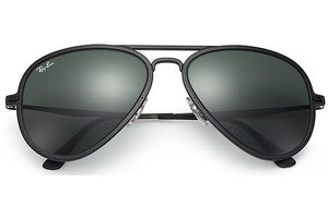 Ray-Ban zonnebril RB 4211 601S71 Aviator Light Ray II