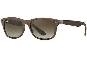 Ray-Ban zonnebril RB 4207 6033T5 New Wayfarer Liteforce Polarized