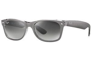 Ray-Ban zonnebril RB 2132 614371 New Wayfarer Metal Effect