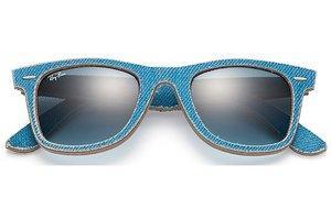 Ray-Ban zonnebril Wayfarer 2140 11644M Denim