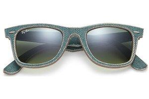 Ray-Ban zonnebril Wayfarer 2140 11663M Denim