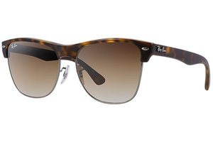 Ray-Ban zonnebril Clubmaster RB 4175 878/51 Oversized