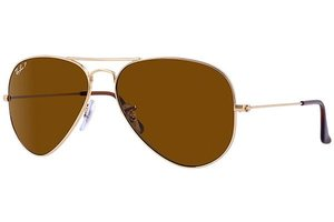 Ray-Ban zonnebril Aviator RB 3025 001/57 Polarized
