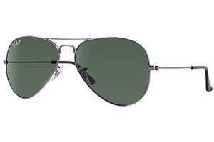 Ray-Ban zonnebril Aviator RB 3025 004/58 Polarized