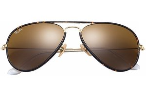 Ray-Ban zonnebril Aviator RB 3025 JM 001 Full Color