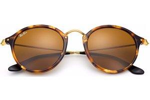 Ray-Ban zonnebril RB 2447 1160 Round Fleck