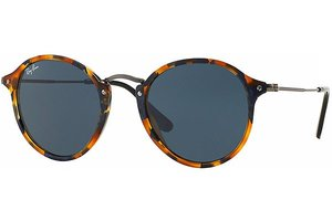 Ray-Ban zonnebril RB 2447 1158 R5 Round Fleck