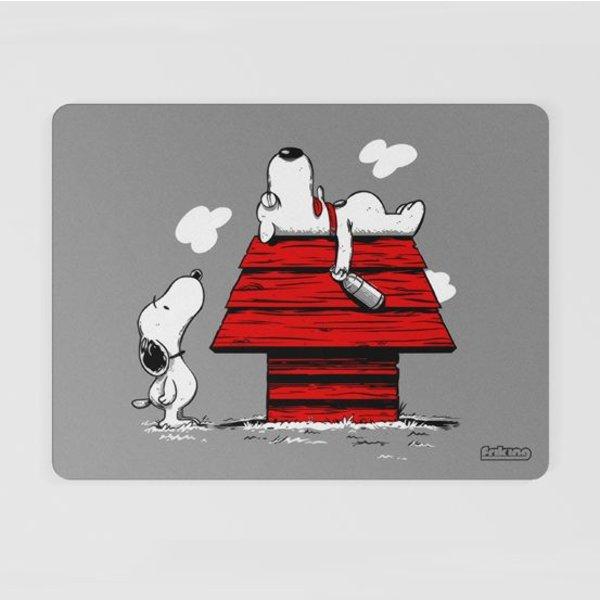 Mouse Pad Peanuts Hangover