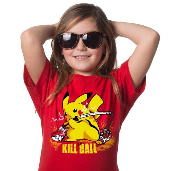 Killl Ball Children T-shirt