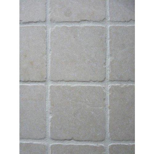 Marmer Beige natuursteen 10 x 10 cm P/M²