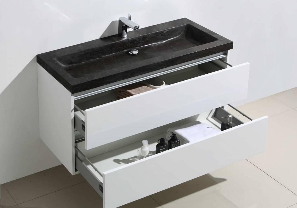 Badmeubel cm wastafel cm thebalux bathroom furniture