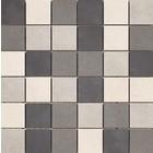 Cristacer Mozaiek matjes Nantes gris mix 33x33 cm (Prijs Per Mat)