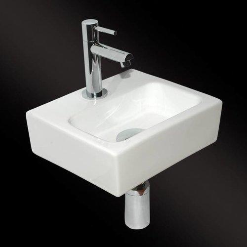 Keramische fonteinset mini beta 28x23x9 cm