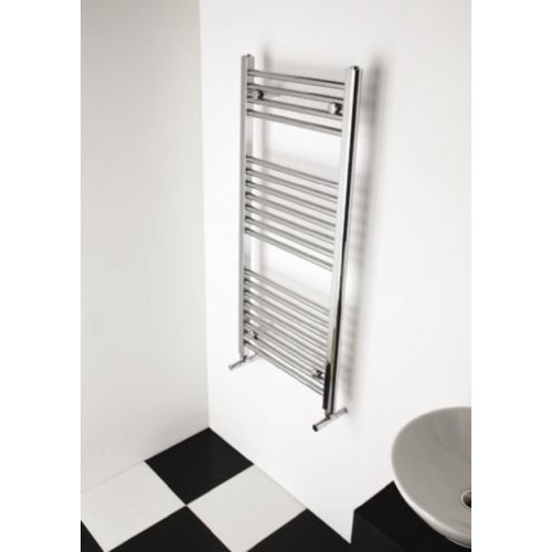 Design radiator 60x120cm chroom Outlet