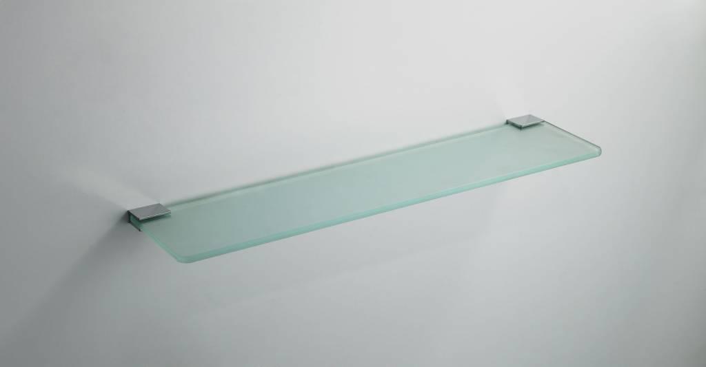 Aqua Splash Eros Glazen Planchet Chroom | Bad Accessoires - MegaDump ...