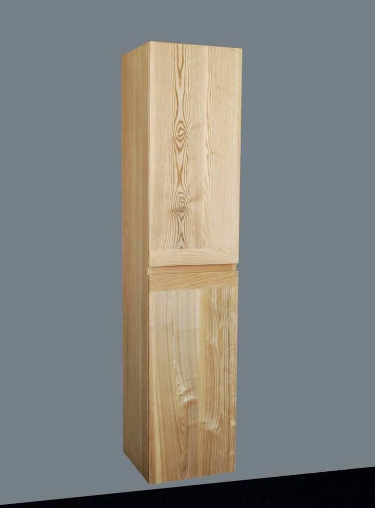 Hoge kast massief Teakhout 160cm | Megadump Dalen - Megadump Dalen