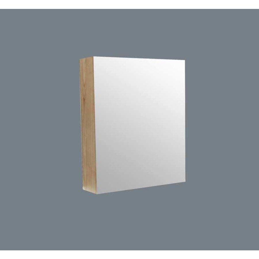 Spiegelkast 60 cm wit megadump tiel megadump dalen for Spiegelkast badkamer 60 cm