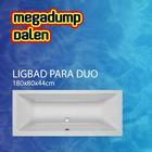 Aqua Viva Ligbad Para Duo 180x80x44 cm