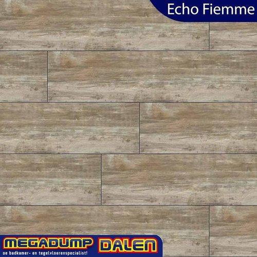 Houtlook vloertegel Echo Fiemme 24,6x100 P/M²