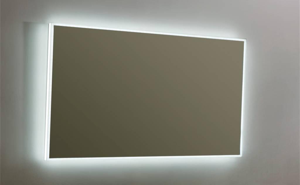 Spiegel Infinity 120 cm met led verlichting en schakelaar | Megadump ...