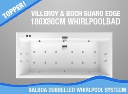 villeroy en boch squaro whirlpool flexibele slang afzuigkap praxis. Black Bedroom Furniture Sets. Home Design Ideas