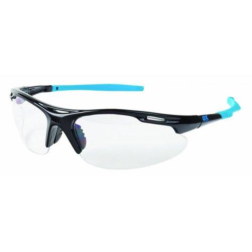 Professionele halfronde veiligheidsbril