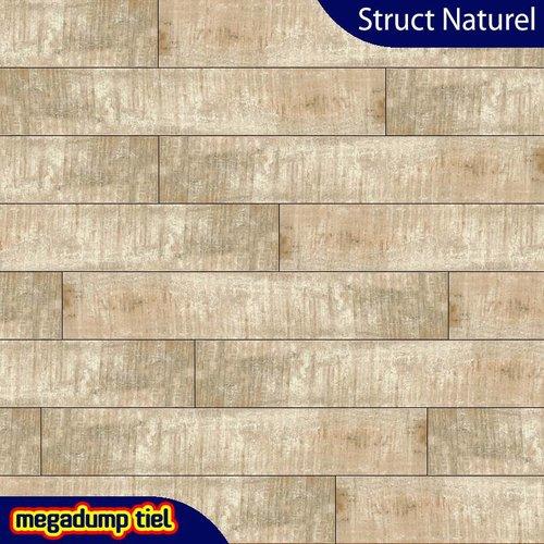 Houtlook tegel plint Struct 10x57 P/S