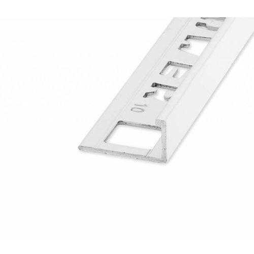 Tegelprofiel Eltex rechthoekig gecoat wit