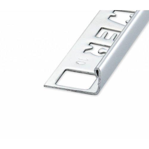 Tegelprofiel Eltex rechthoekig RVS gepolijst
