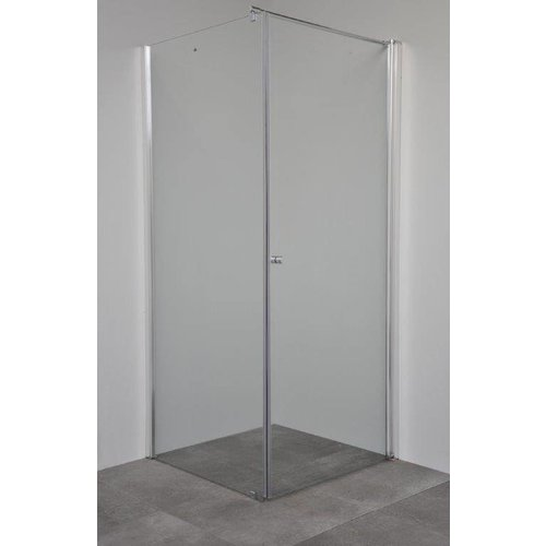 Douchecabine vierkant Fresh 90x90x200 cm 6 mm glas