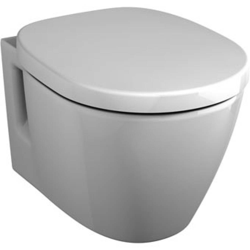 ideal standard connect wandcloset diepspoel verkort 48 cm. Black Bedroom Furniture Sets. Home Design Ideas