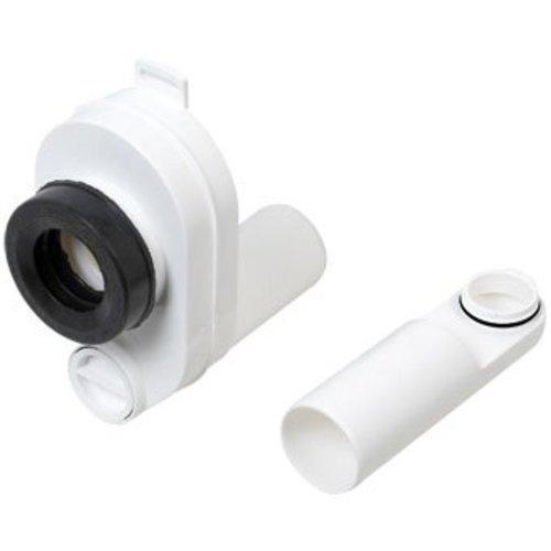 urinoir sifon universeel afvoer naar onder of naar rechts